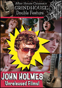 John Holmes Unreleased Films Grindhouse Double