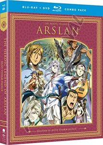 The Heroic Legend of Arslan: Dust Storm Dance - Season Two