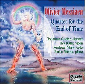 024-119 Olivier Messiaen: Quartet for the End of Time