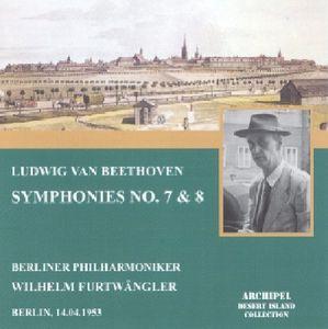 Sinfonien 7 & 8 /  Berlin