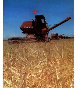 Modern Marvels: Harvesting