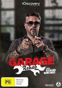 Garage Rehab: Season 1 [Import]
