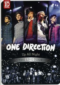 One Direction: Up All Night: The Live Tour [Import]