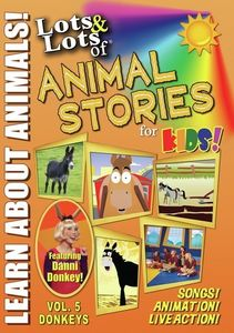 Lots & Lots Of Animal Stories For Kids V5 Donkeys & Mules