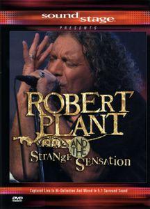 Robert Plant and the Strange Sensation: Soundstage Live [Import]