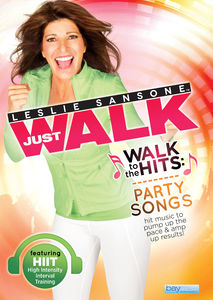 Leslie Sansone: Walk To The Hits - Party Songs