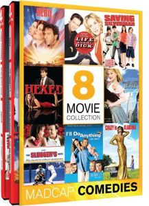 8 Movie Collection: Madcap Comedies
