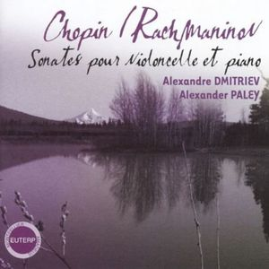 Sonates Pour Violoncelle & Piano