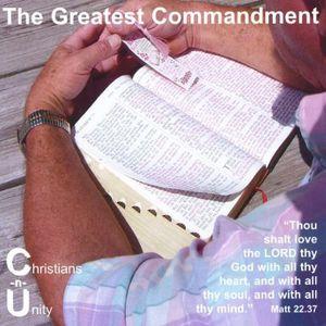 Greatest Commandment