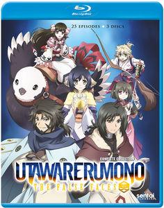 Utawarerumono: False Faces