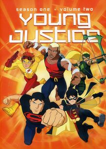 Young Justice: Season One Volume 2