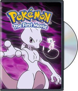 Pokemon the Movie 1: Mewtwo Strikes Back