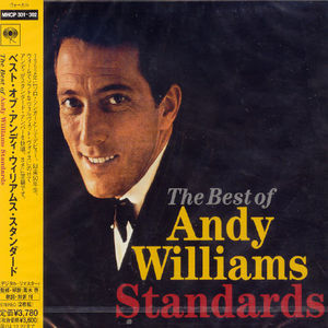 Best of Andy Williams: Standards [Import]