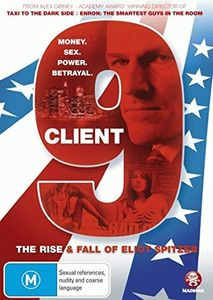 Client 9: The Rise & Fall of Eliot Spitzer [Import]