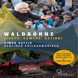Berliner Philharmoniker - Waldbuhne 2015 From Berl