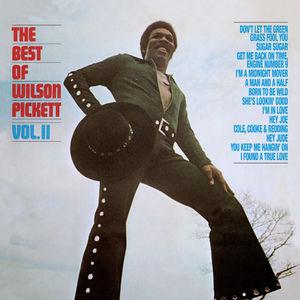 The Best Of Wilson Pickett, Vol. 2 , Wilson Pickett