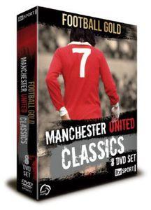 Football Gold Manchester United Classics [Import]