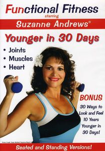 Functional Fitness: Younger in 30 Days