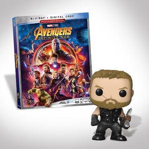 Avengers Infinity War Thor Bundle