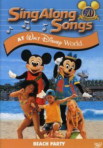 Sing-Along Songs: Beach Party at Walt Disney World