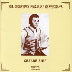 Cesare Siepi Sings Songs & Arias By