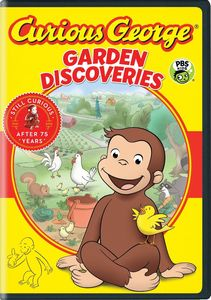 Curious George: Garden Discoveries