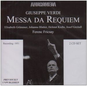 Messa Da Requiem (Berlin 27.01)