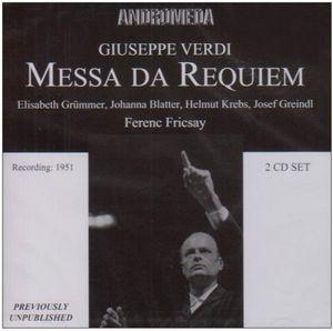 Messa Da Requiem (Berlin 27.01)