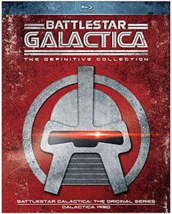 Battlestar Galactica: The Definitive Collection