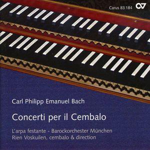 Concerti Per Il Cembalo