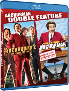 Anchorman Double Feature
