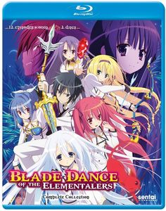 Blade Dance of the Elementalers