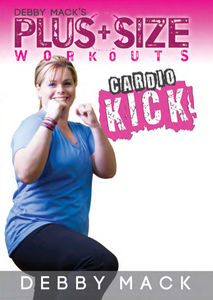 Debby Mack: Plus Size Workouts: Cardio Kickboxing