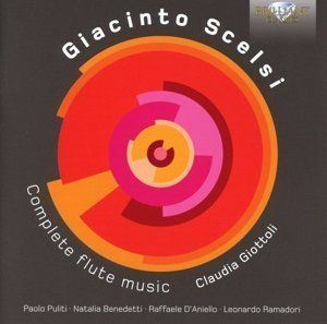 Giacinto Scelsi: Complete Flute Music