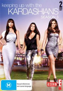 Keeping Up with the Kardashians-Season 3 [Import]