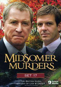 Midsomer Murders Set 17