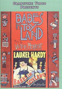 Babes in Toyland (aka March of the Wooden Soldiers)
