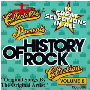 History of Rock 8 /  Various