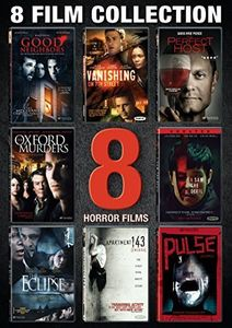 Horror-8 Feature Film Collection