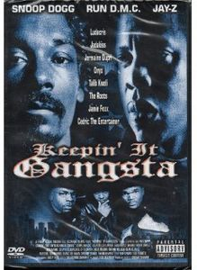 Keepin'it Gansta [Import]