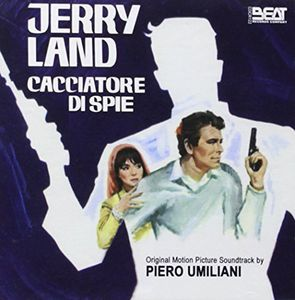 Jerry Land: Cacciatore Di Spie (Man on the Spying Trapeze) (Original Motion Picture Soundtrack) [Import]