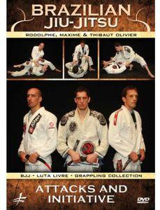 Brazilian Jiu-Jitsu: Attacks and Initiative