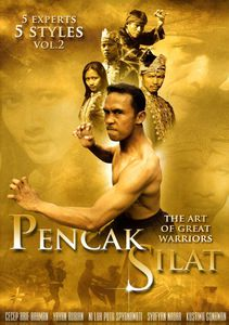 Pencak Silat: The Art of Great Warriors: Volume 2