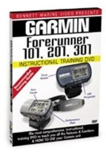 Garmin Forerunner 101, 201 and 301