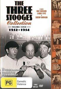 Three Stooges: Volume 7 - 1952-1954 [Import]