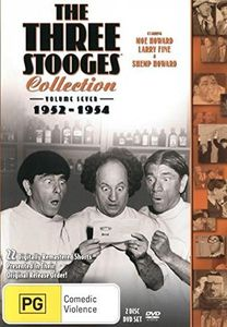 Three Stooges: Volume 7 - 1952-1954 [Import]