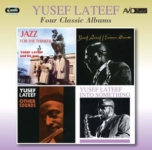 4 Lps-Jazz for Thinker /  Eastern Sounds /  Other
