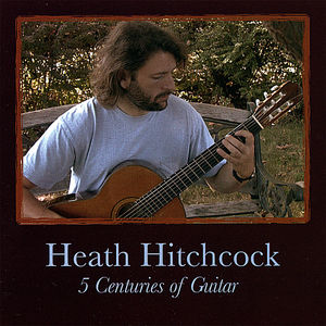 5 Centuries of Guitar