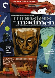 Monsters and Madmen (Criterion Collection)