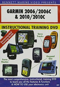 Garmin GPS Map: 2006-2006C and 2010-2010C
